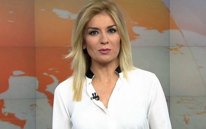 Sandra Golpe: periodismo nato
