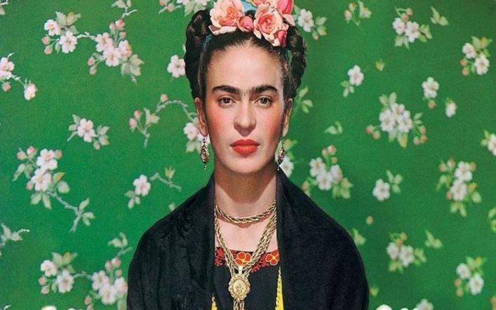 Frida Kahlo, la pintora
