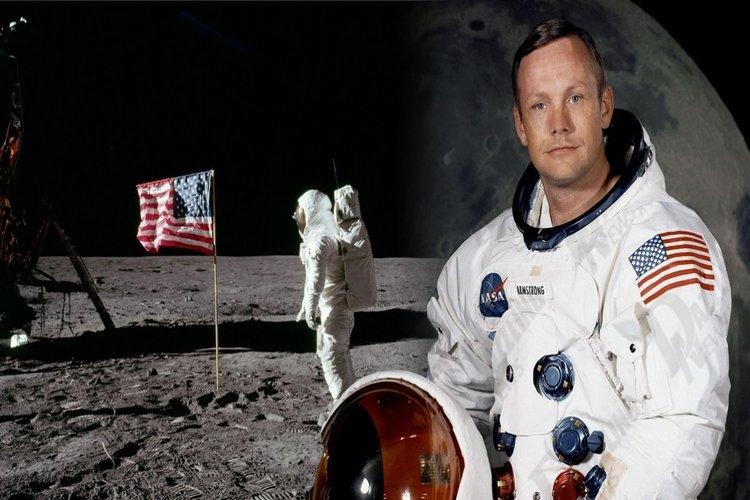 Neil Alden Armstrong, el primer hombre sobre la Luna