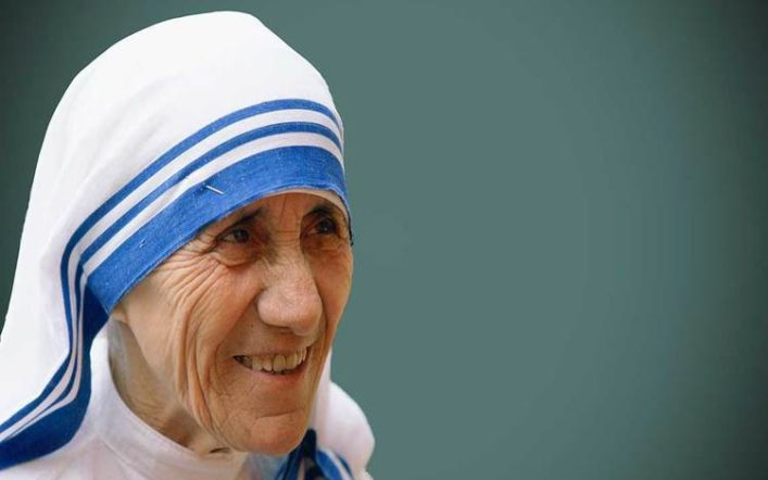 Madre Teresa de Calcuta… la Santa