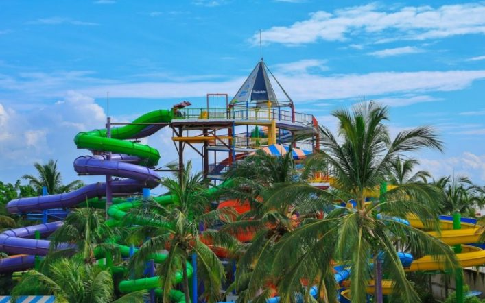 Aquaventuras: el parque perfecto para tus vacaciones en México